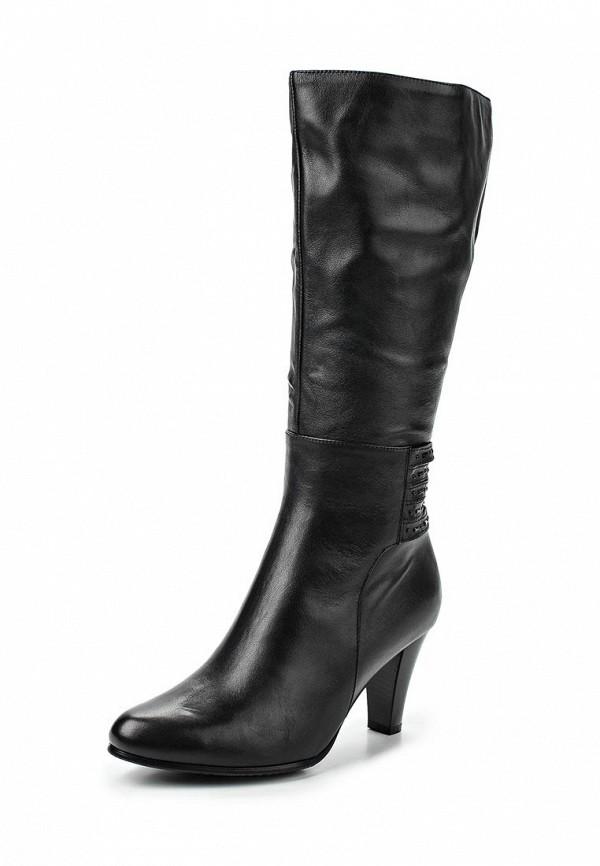 Сапоги на каблуке Ascalini C5389BK: изображение 1