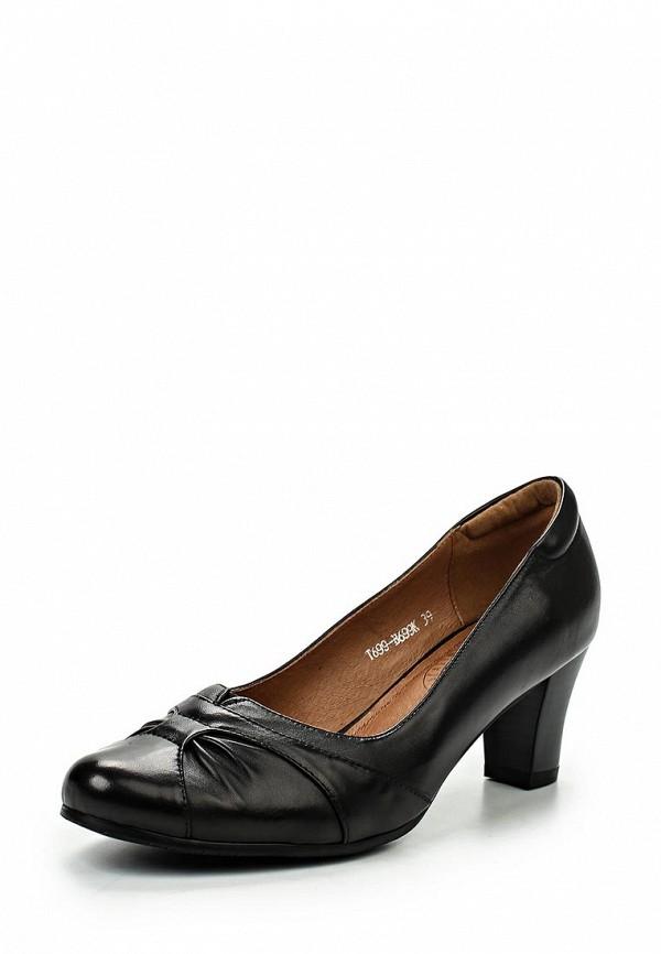 Туфли на каблуке Ascalini T699-B699K: изображение 1