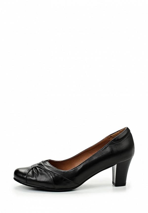 Туфли на каблуке Ascalini T699-B699K: изображение 2