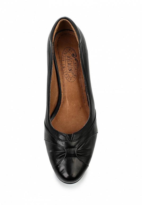 Туфли на каблуке Ascalini T699-B699K: изображение 4