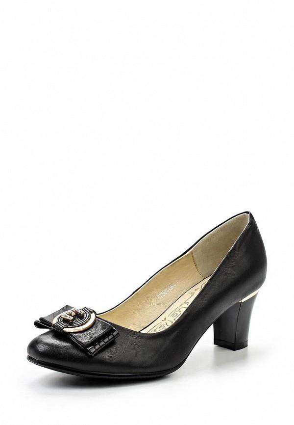 Туфли на каблуке Ascalini T7504BKL