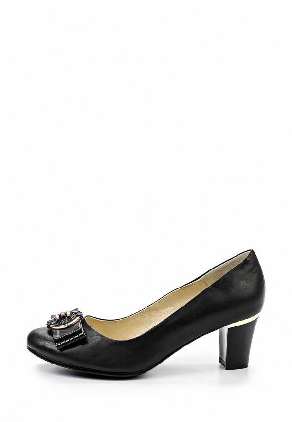 Туфли на каблуке Ascalini T7504BKL: изображение 2