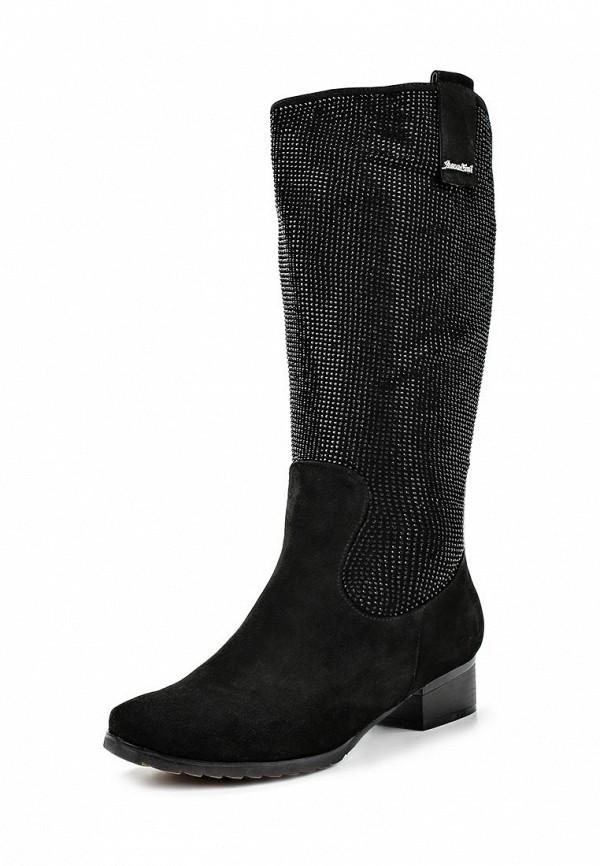Сапоги на каблуке Ascalini CE15010B