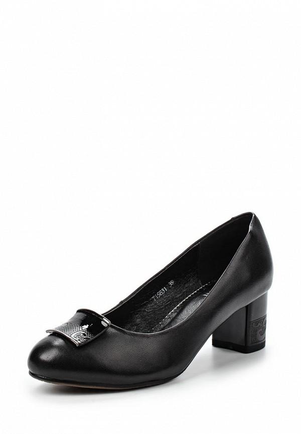 Туфли на каблуке Ascalini T15631: изображение 1