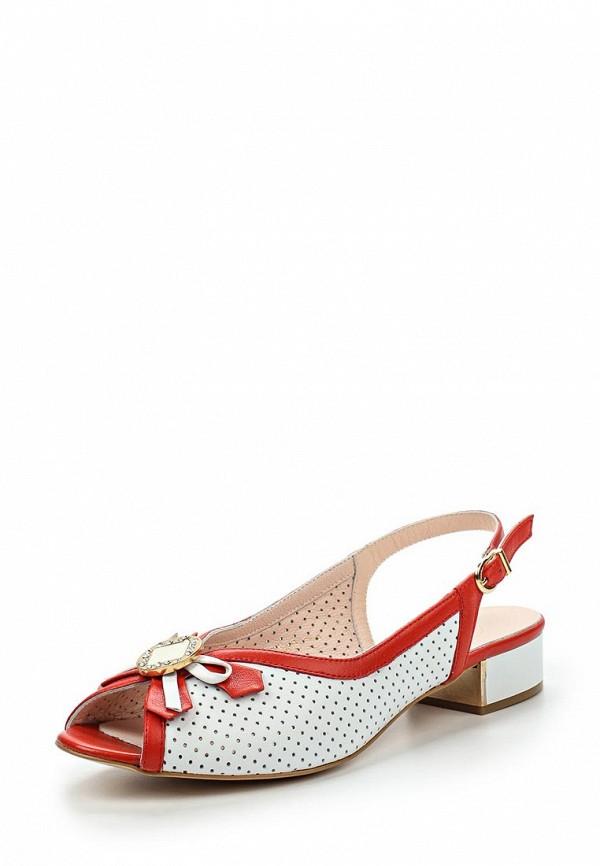 Босоножки на каблуке Ascalini R1540