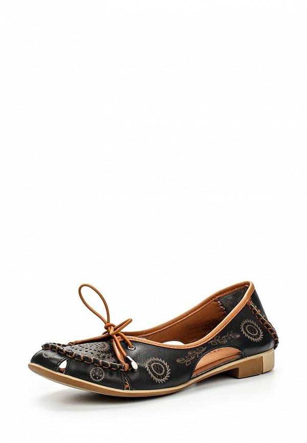 Туфли на плоской подошве Ascalini R1881