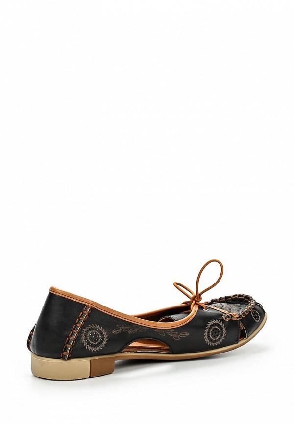 Туфли на плоской подошве Ascalini R1881: изображение 2