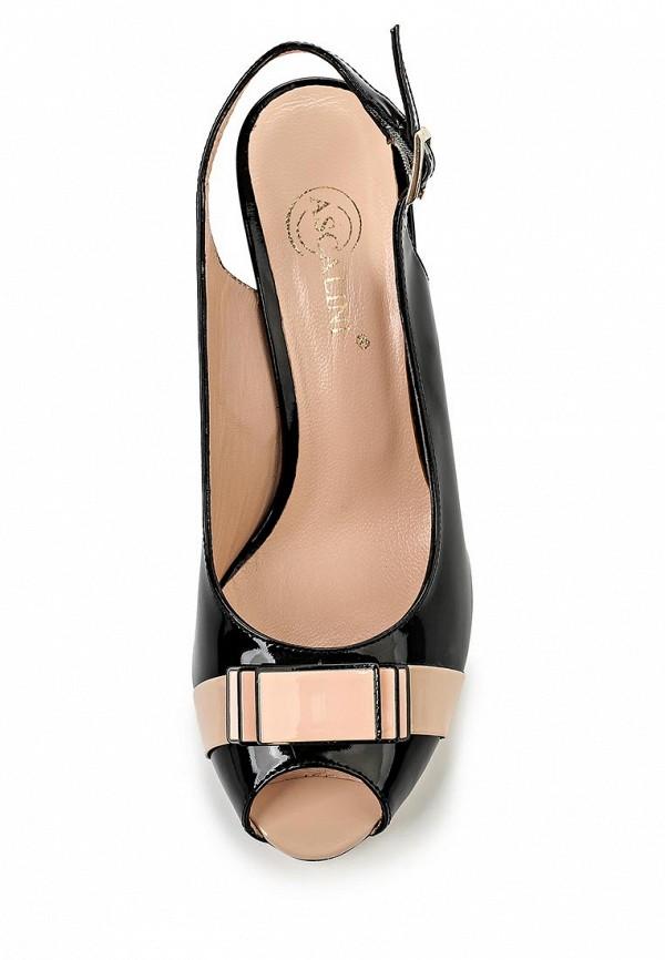 Босоножки на каблуке Ascalini R2977: изображение 4