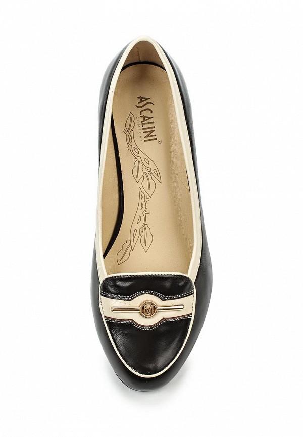 Женские туфли Ascalini T11729EK: изображение 4