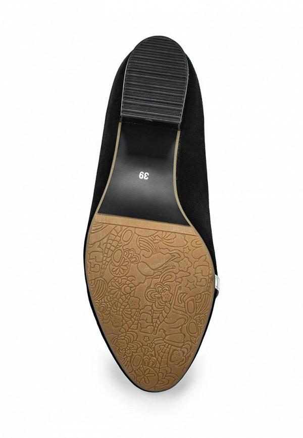 Туфли на каблуке Ascalini T12069BK: изображение 3