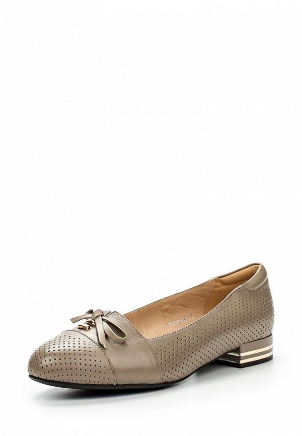 Туфли на плоской подошве Ascalini T12170: изображение 1