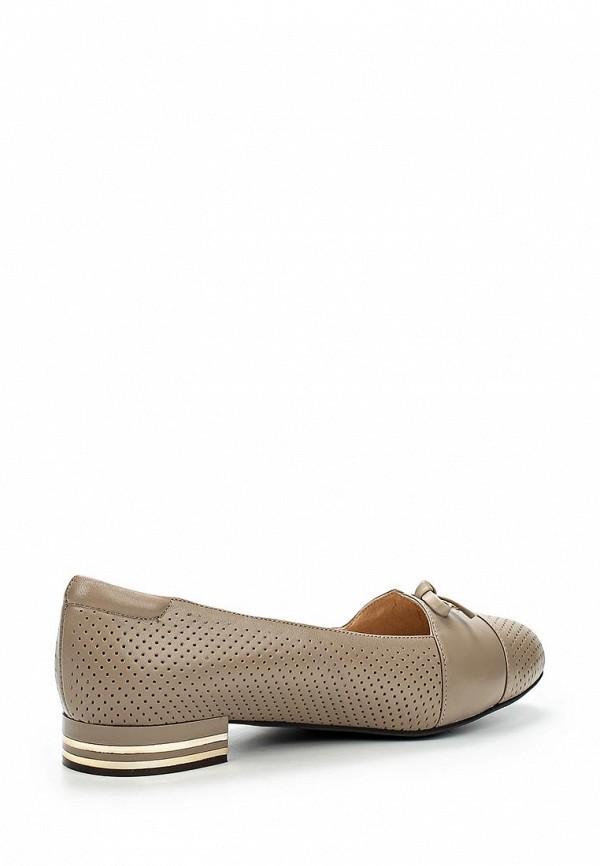 Туфли на плоской подошве Ascalini T12170: изображение 2