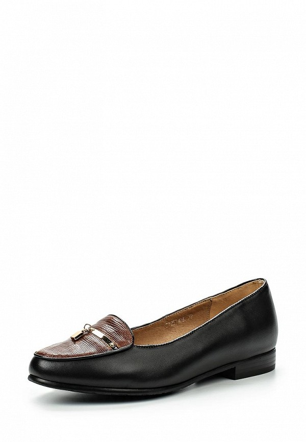 Туфли на плоской подошве Ascalini T12574