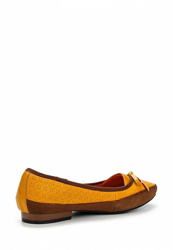 Туфли на плоской подошве Ascalini T12631: изображение 2