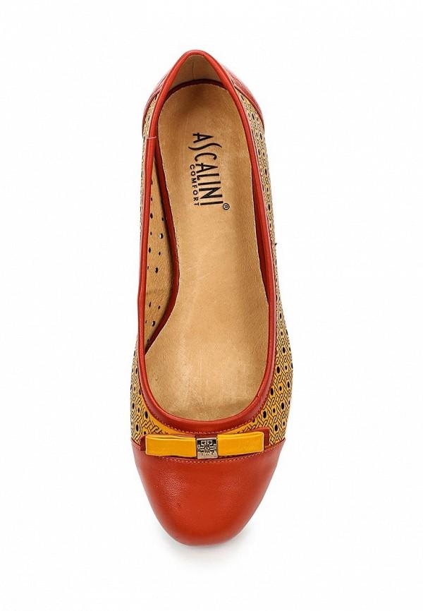 Женские туфли Ascalini T12686: изображение 4
