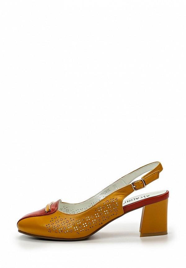 Босоножки на каблуке Ascalini L13174: изображение 2
