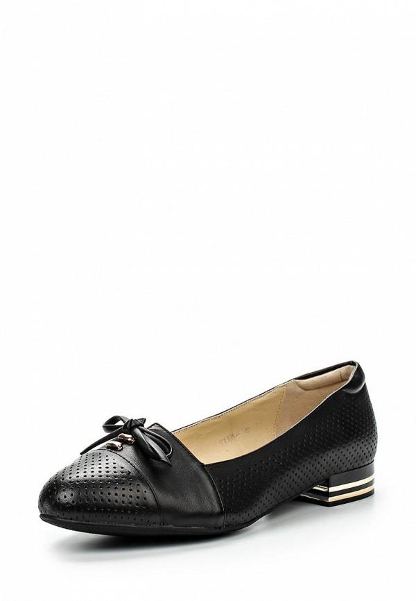 Туфли на плоской подошве Ascalini T13394