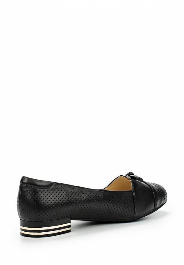 Туфли на плоской подошве Ascalini T13394: изображение 2