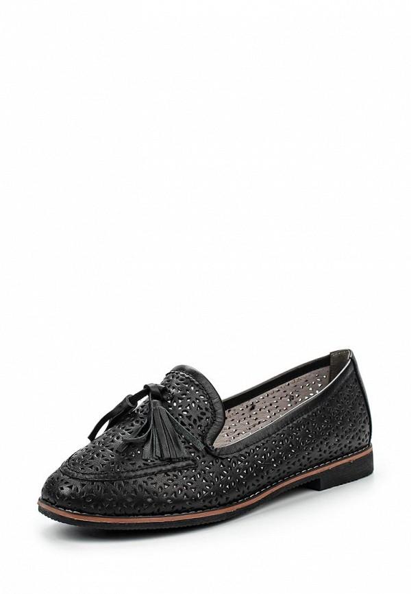 Туфли на плоской подошве Ascalini TO13408