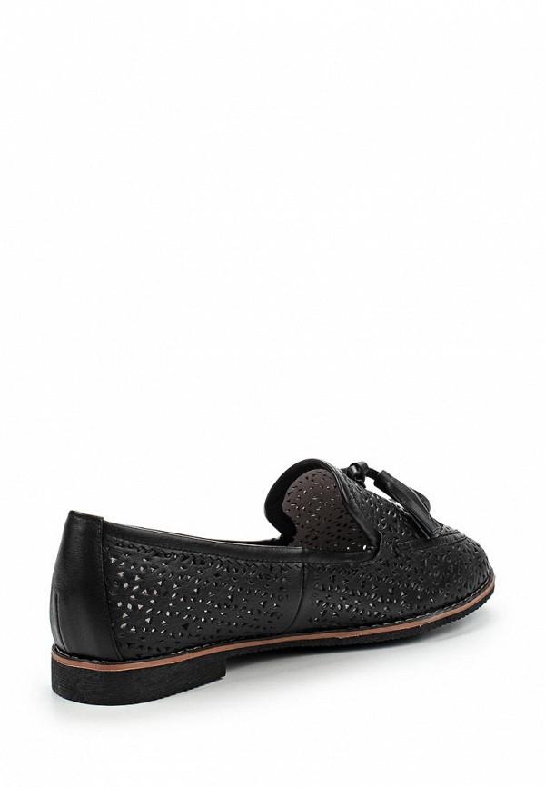 Туфли на плоской подошве Ascalini TO13408: изображение 2