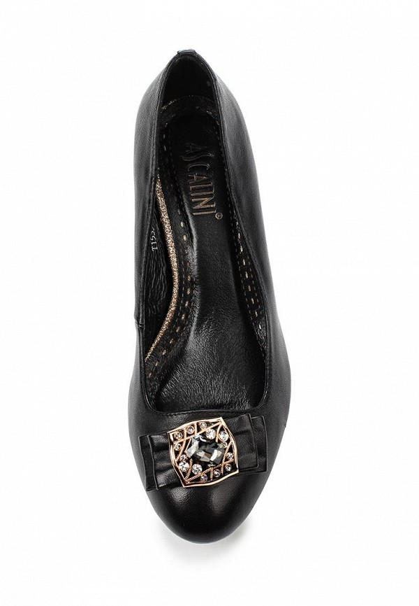 Туфли на каблуке Ascalini T15356: изображение 4