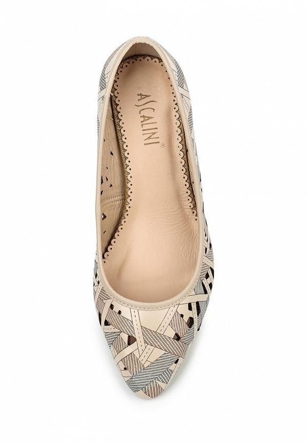 Туфли на каблуке Ascalini TO17258: изображение 4
