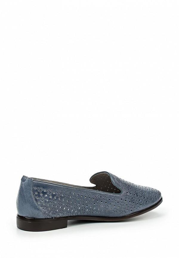 Туфли на плоской подошве Ascalini TO17394: изображение 2