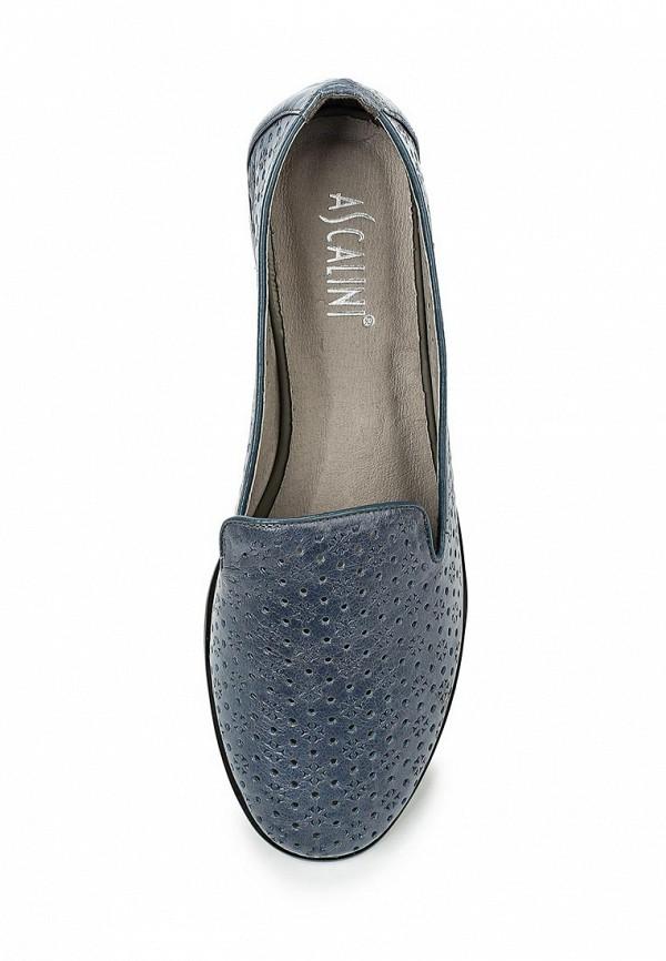 Туфли на плоской подошве Ascalini TO17394: изображение 4