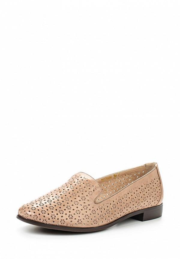 Туфли на плоской подошве Ascalini TO17664