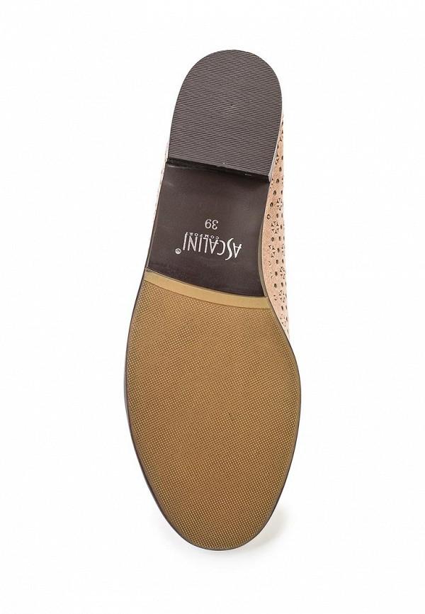 Туфли на плоской подошве Ascalini TO17664: изображение 3