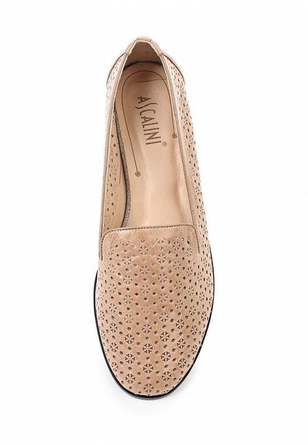 Туфли на плоской подошве Ascalini TO17664: изображение 4