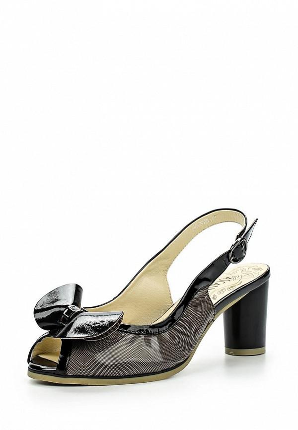 Босоножки на каблуке Ascalini L9329GK: изображение 1