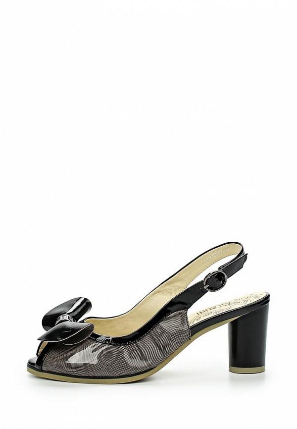 Босоножки на каблуке Ascalini L9329GK: изображение 2