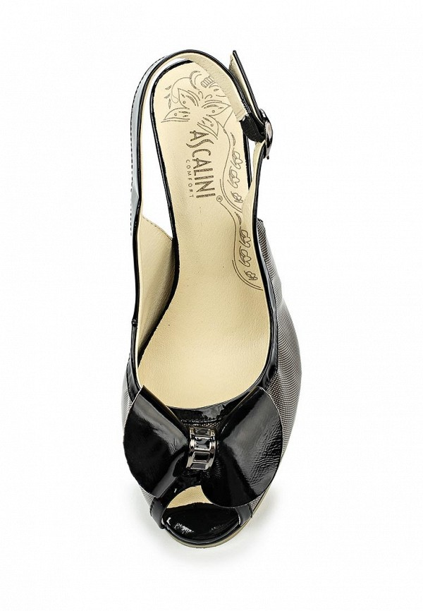 Босоножки на каблуке Ascalini L9329GK: изображение 4