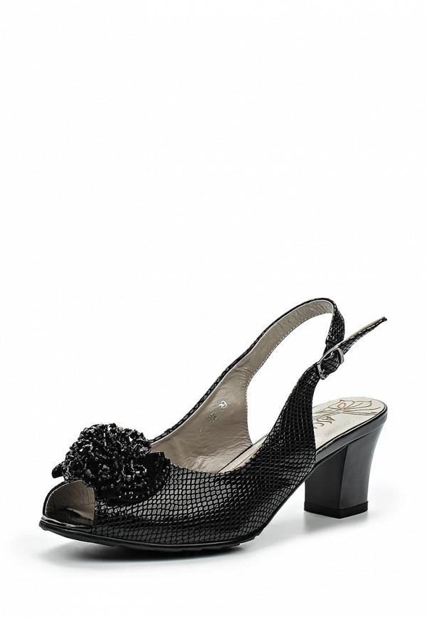 Босоножки на каблуке Ascalini L9578BK