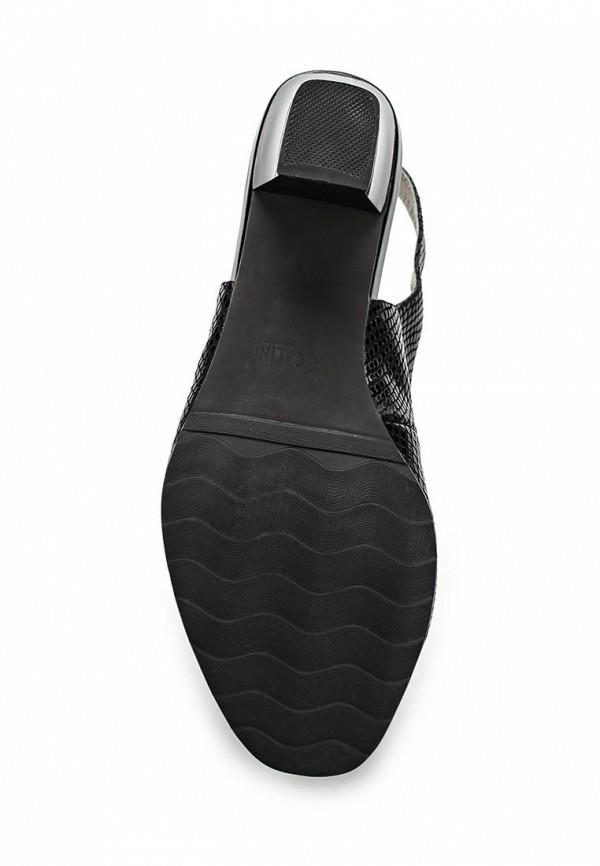 Босоножки на каблуке Ascalini L9578BK: изображение 3
