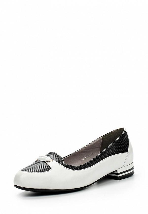 Туфли на плоской подошве Ascalini T12167: изображение 1