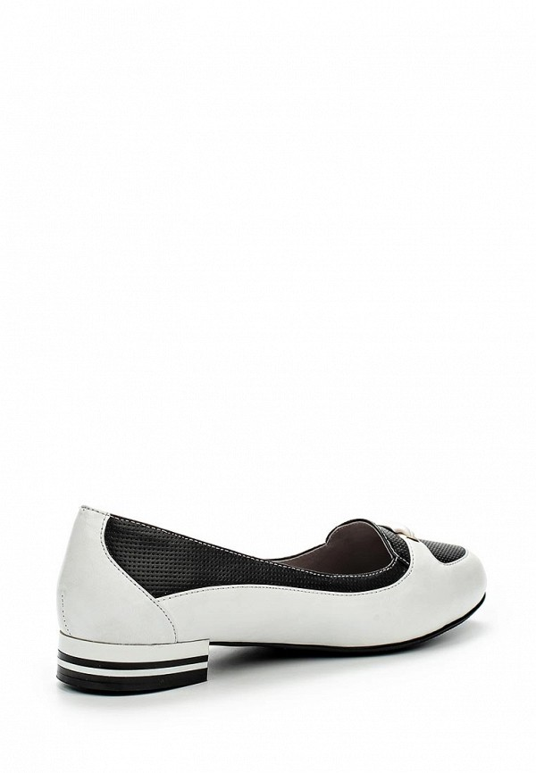 Туфли на плоской подошве Ascalini T12167: изображение 2