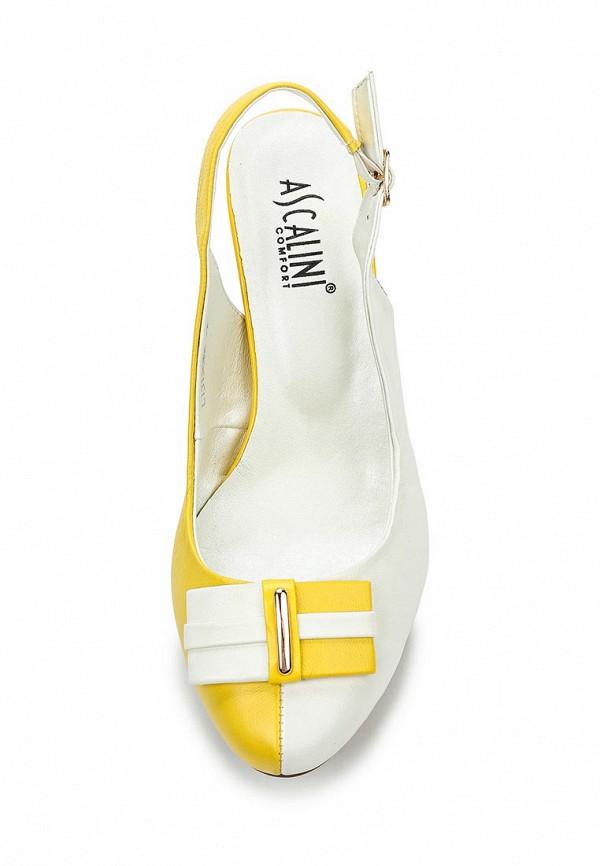 Босоножки на каблуке Ascalini L13136: изображение 4