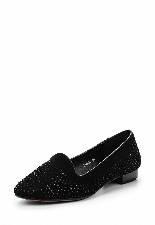 Туфли на плоской подошве Ascalini T16030