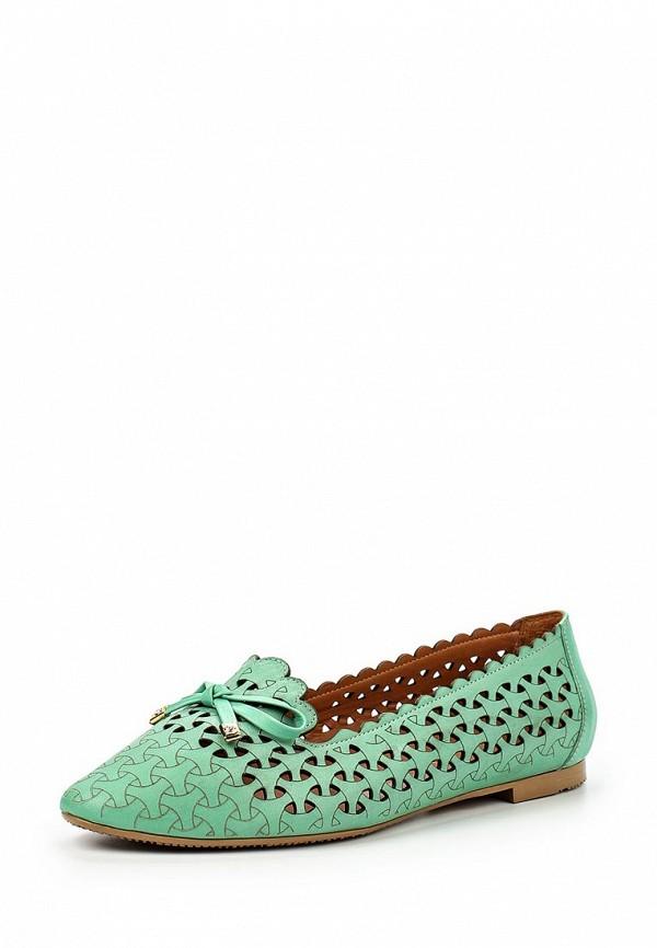 Туфли на плоской подошве Ascalini R1447: изображение 1