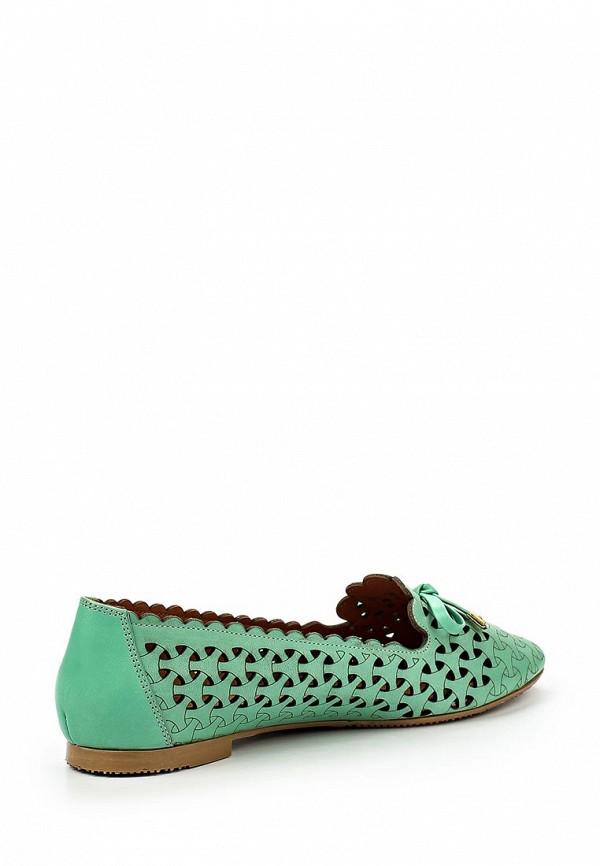 Туфли на плоской подошве Ascalini R1447: изображение 2
