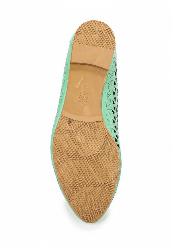 Туфли на плоской подошве Ascalini R1447: изображение 3