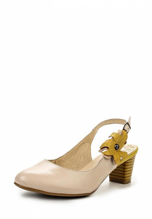 Босоножки на каблуке Ascalini L9299UK: изображение 1