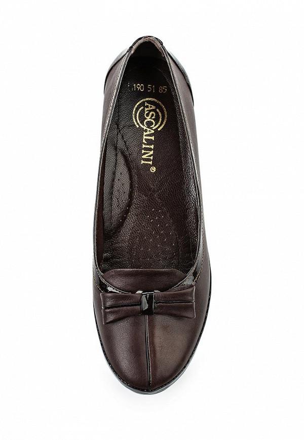 Женские туфли Ascalini R2622: изображение 4