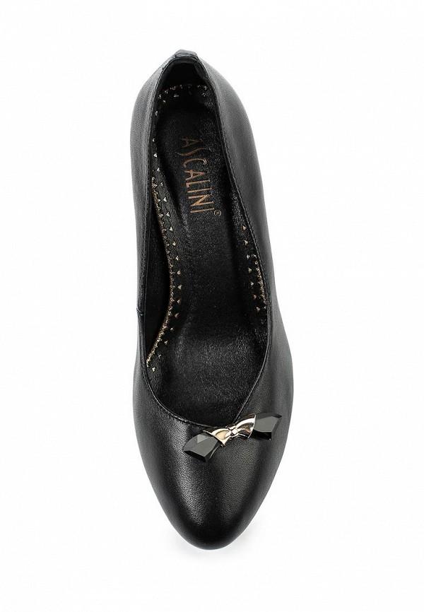 Женские туфли Ascalini W15796: изображение 4