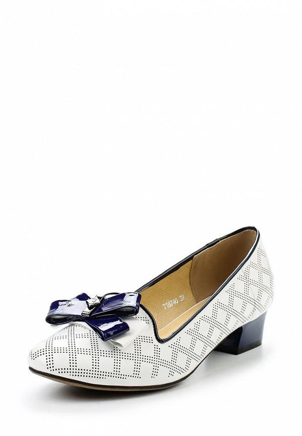 все цены на Туфли Ascalini Ascalini AS006AWQWR53 онлайн