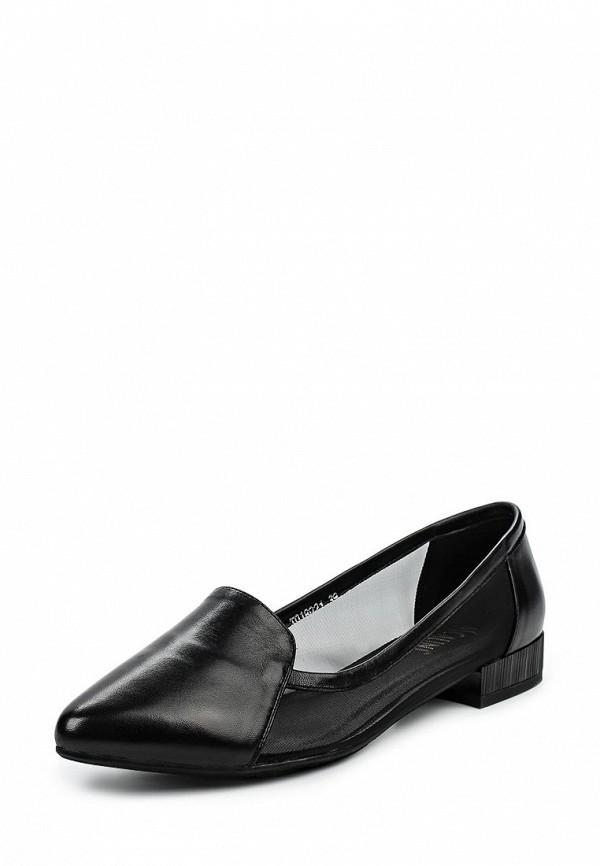 Туфли на плоской подошве Ascalini W18921