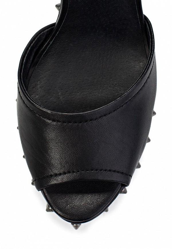 Босоножки на каблуке Ash (Аш) BEAUTY: изображение 5