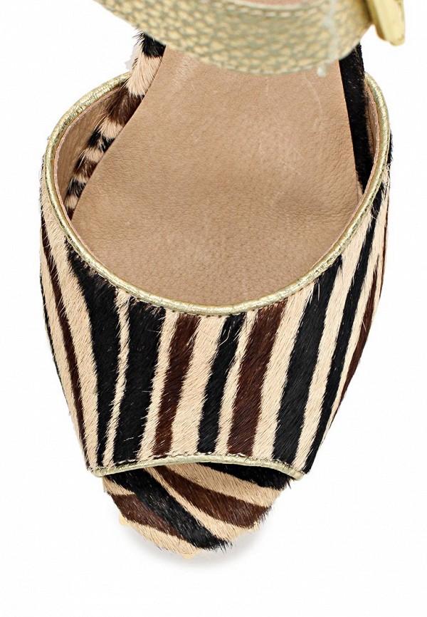 Босоножки на каблуке Ash (Аш) BEAUTY BIS: изображение 12